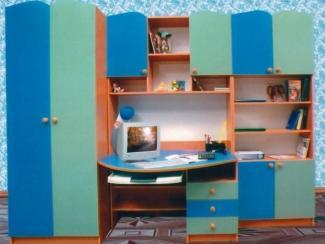 Детская Уголок школьника 1 - Мебельная фабрика «Северин»