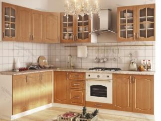 Кухонный гарнитур угловой Классика - Мебельная фабрика «Фарес»