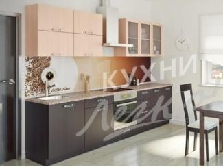 Хорошая прямая кухня  - Мебельная фабрика «СтолБери», г. Санкт-Петербург