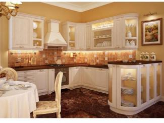 Кухня угловая Silvana - Мебельная фабрика «Zetta»
