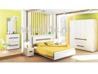 Спальня Леонардо МН-026 - Импортёр мебели «MEB-ELITE (Китай)»