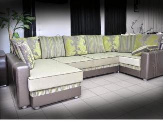 Модульный диван Элит П - Мебельная фабрика «Люкс Холл»