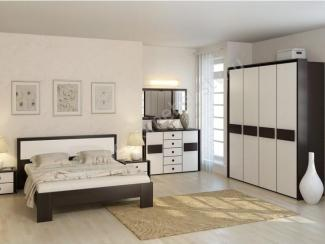 Спальный гарнитур Вирджиния белая