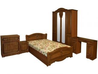 Спальный гарнитур Светлана - Мебельная фабрика «Виктория»