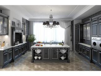 Кухонный гарнитур прямой ATHENA