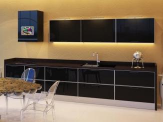Кухня прямая Salerno - Мебельная фабрика «Zetta»