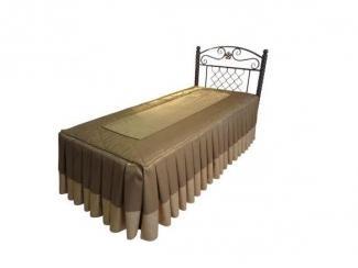 Кровать одинарная Любава-800 - Мебельная фабрика «Металл конструкция»