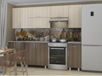 Кухонный гарнитур Эконом Ясень  - Мебельная фабрика «Веста»
