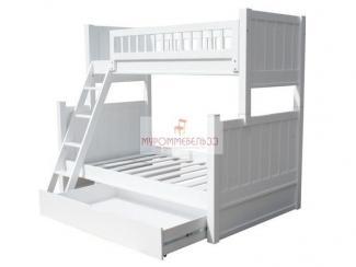 Кровать Четыре ступеньки - Мебельная фабрика «МуромМебель (ИП Баранихина Г.И.)»