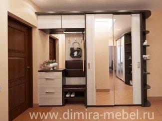 Шкаф в прихожую - Мебельная фабрика «Dimira»