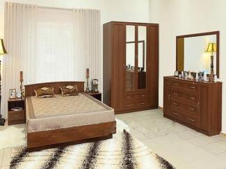 Спальня Светлана М2 - Мебельная фабрика «МебельШик»