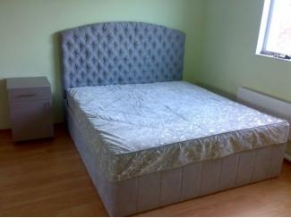 Кровать Иллария 2 - Мебельная фабрика «Максимус»