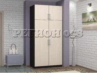Распашной шкаф 2 створки  - Мебельная фабрика «Регион 058», г. Пенза