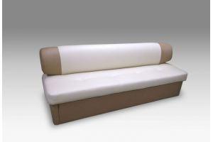 Кухонный прямой диван Триумф со спальным местом - Мебельная фабрика «Валенсия», г. Ульяновск