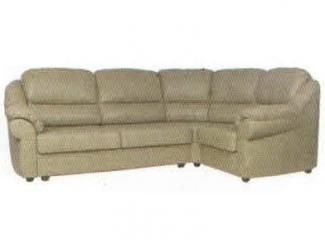 Угловой диван с механизмом дельфин Берн