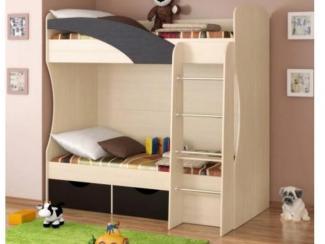 Кровать Радуга - Мебельная фабрика «Мебельная Сказка»