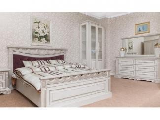 Светлая спальня София - Мебельная фабрика «Астмебель»