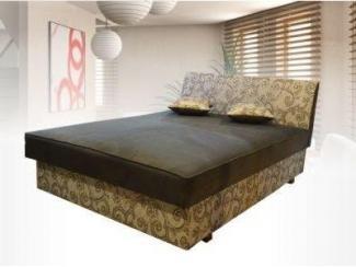 Современная мягкая кровать  - Мебельная фабрика «Лама», г. Смоленск