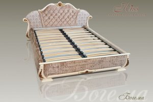 Изысканная кровать Богема - Мебельная фабрика «Kiss», г. Ульяновск