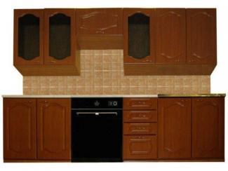 Кухонный гарнитур прямой 5 - Мебельная фабрика «Петербургская мебельная компания (ПМК)»