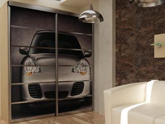 Шкаф-купе 6 - Мебельная фабрика «Форт»