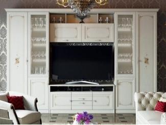 Светлая гостиная Лючия  - Мебельная фабрика «ТриЯ»