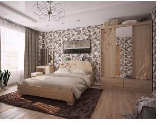 Спальня Виктория 1 - Мебельная фабрика «Мебельсон»
