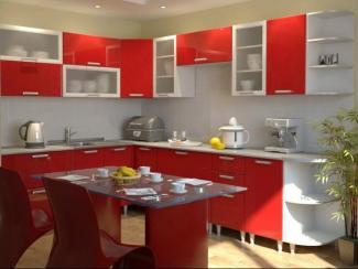 Кухонный гарнитур угловой Маргарита 3 - Мебельная фабрика «Градиент-мебель»