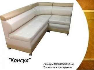 Кухонный уголок Консул - Мебельная фабрика «Инкомм»