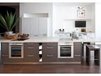 Кухонный гарнитур Nolte Kuechen 45 - Мебельная фабрика «Командор»