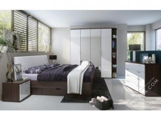 Спальня Rimini Domino  - Мебельная фабрика «Шатура»