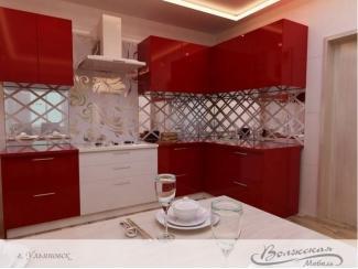 Кухня Юкара - Мебельная фабрика «Волжская мебель»
