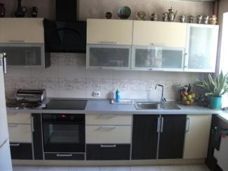 Кухня прямая 08 - Мебельная фабрика «Мебель от БарСА»