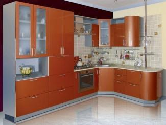 Кухонный гарнитур угловой Соло - Мебельная фабрика «Прометей»