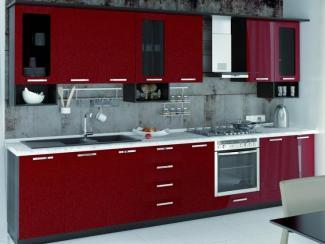 Кухонный гарнитур прямой Фиджи  - Мебельная фабрика «КМ мебель», г. Иркутск