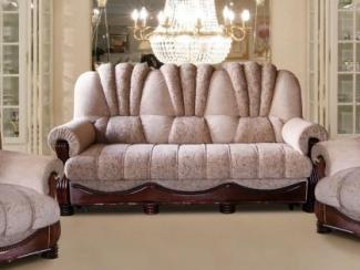 диван прямой Алина 06 дельфин - Мебельная фабрика «Алина-мебель»