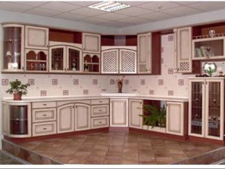 Кухня угловая Кантри 1 - Мебельная фабрика «ДСП-России»