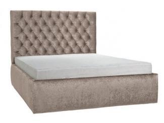 Кровать обитая - Импортёр мебели «Spazio Casa»