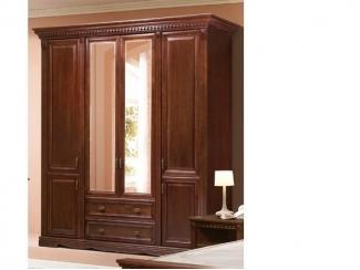 Шкаф Афина 4-дверный - Мебельная фабрика «Ивна», г. Яблоновский