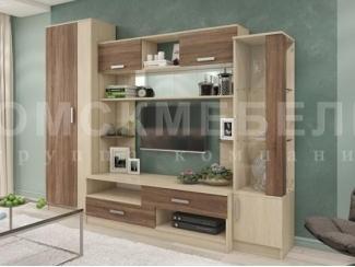 Гостиная новинка Трио - Мебельная фабрика «Омскмебель»