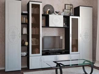 Гостиная стенка Муза - Изготовление мебели на заказ «Оптимум»