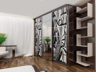 Шкаф-купе 12 - Мебельная фабрика «Гранит»