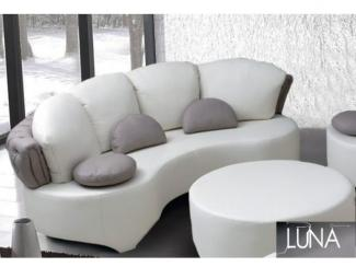 Диван Луна - Мебельная фабрика «Lorusso divani»
