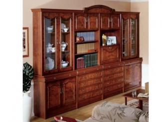 гостиная стенка Империя 11 - Мебельная фабрика «Дана»