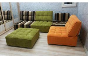 Модульный диван Квадро - Мебельная фабрика «Максимус»