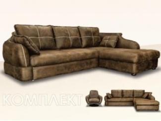 Мебель для гостиной в коричневом цвете Авеню  - Мебельная фабрика «Димир»