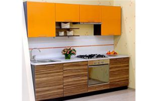 Кухонный гарнитур Тропик - Мебельная фабрика «Союз-мебель»