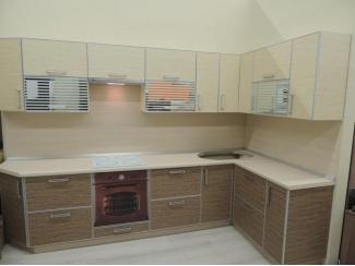 Светлая угловая кухня - Мебельная фабрика «Дил-Мебель», г. Ульяновск