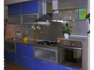 Кухонный гарнитур прямой 15 - Мебельная фабрика «Л-мебель»