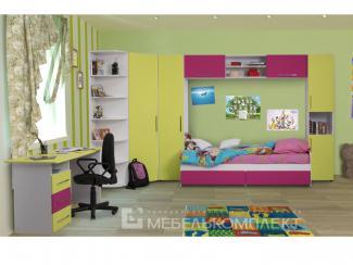 детская «Лаура» - Мебельная фабрика «Мебелькомплект», г. Ульяновск